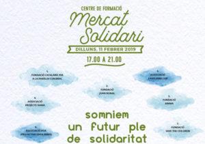 El ICAB organiza un Mercado Solidario