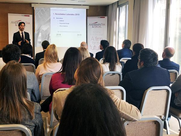 novedades y retos en materia laboral para 2019 y Economía Colaborativa