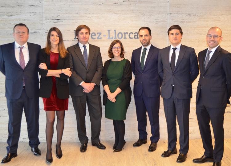 nuevos socios Pérez Llorca