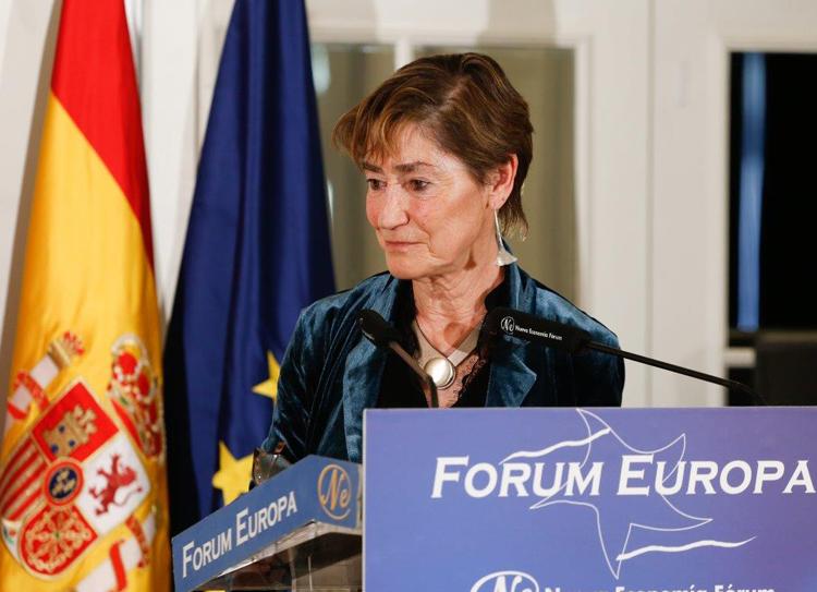 Victoria Ortega- Fórum Europa