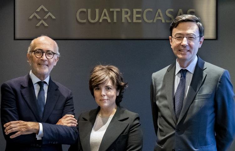Soraya Sáenz de Santamaría se incorpora a Cuatrecasas