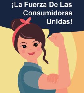 consumidoras en el día de la Mujer