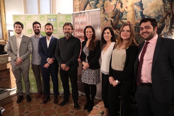 GAJ Barcelona y Proactiva Open Arms