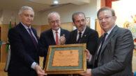 premio 'Jurista del año' del Colegio de Abogados de Málaga