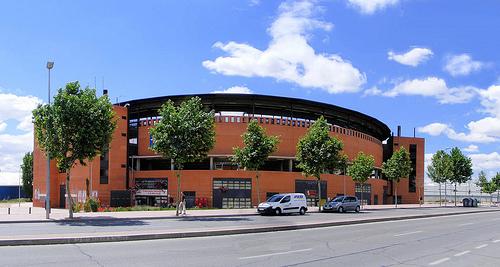 plaza de toros de Alcalá de Henares