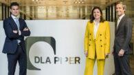 DLA Piper promociona a tres nuevos socios