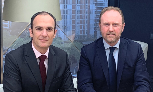 David de Boet, Director Asociado de Fusiones y Adquisiciones en Dextra International, y Ramón Galcerán, Socio Director Nacional de Financial Advisory en Grant Thornton