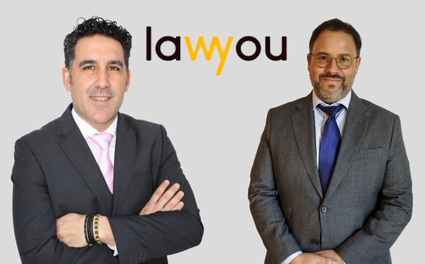 Lawyou Juan Ramon Sadoz y José Ángel Soria