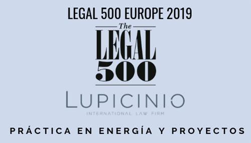 Lupicinio International The Legal 500