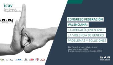 II Congreso de la Federación Valenciana de la Abogacía Joven