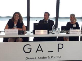 Asociación de la Empresa Familiar de Madrid (ADEFAM) y el despacho Gómez-Acebo & Pombo