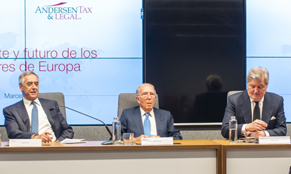 conferencia Marcelino Oreja