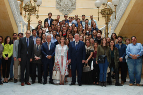 Colegio Notarial de Cataluña y la Escuela Judicial