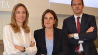 Broseta Amparo Canillas, Enrique Hervás y Nuria Arenas