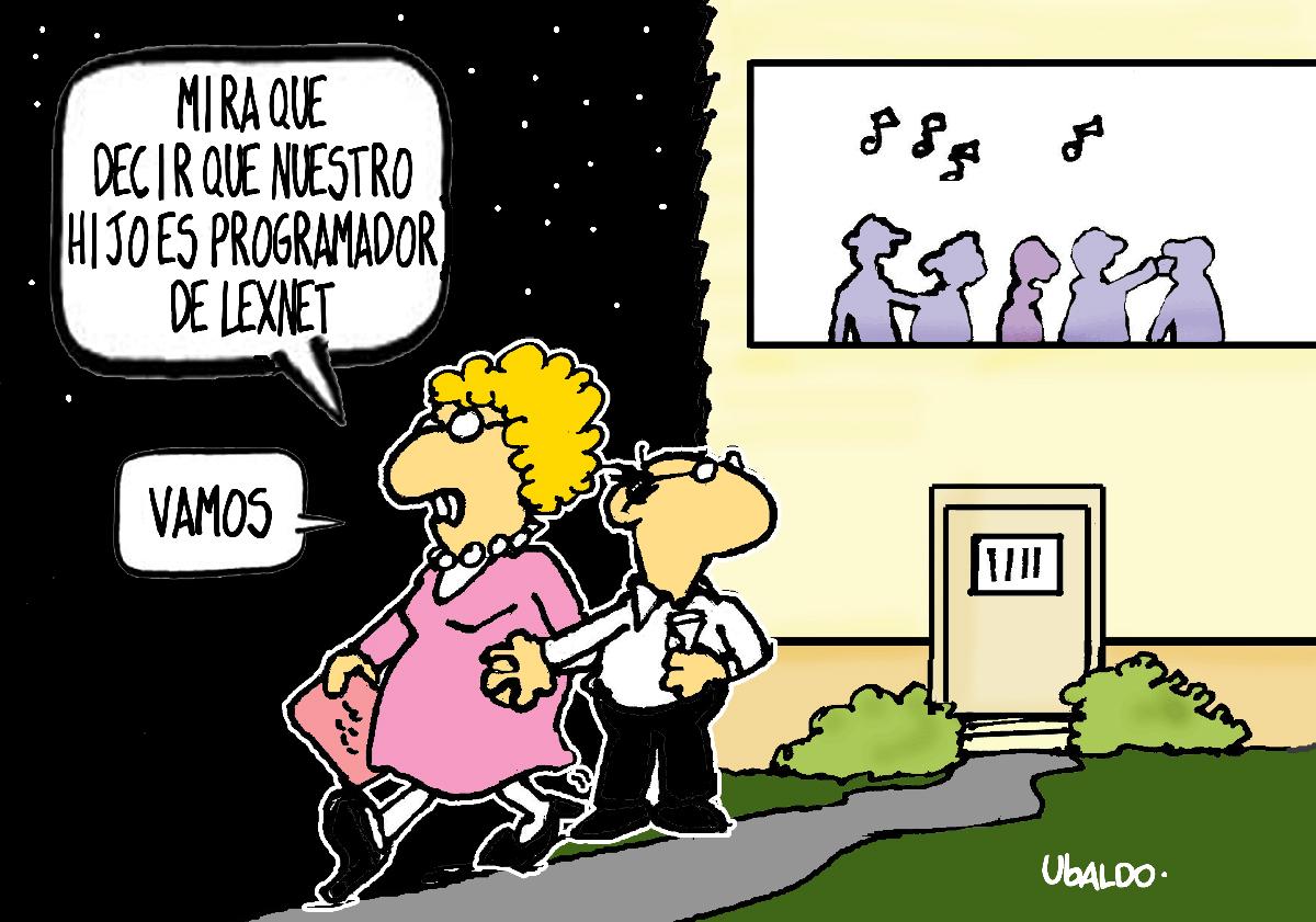 Ubaldo - Lexnet