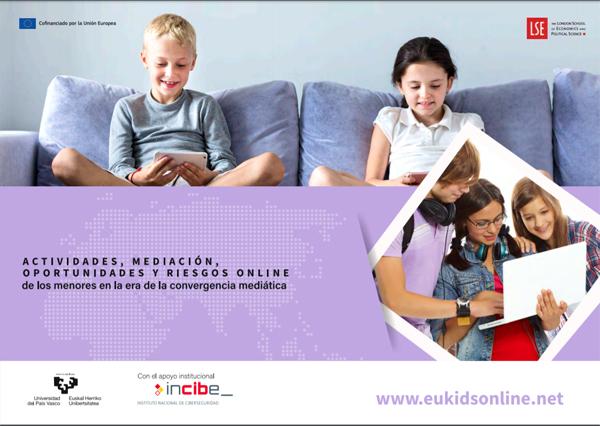EU KIDS online informe