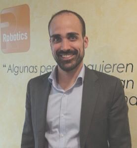 Enric Blanco, Director Comercial de Robotics