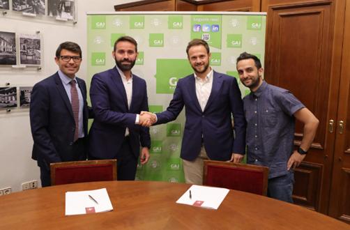 PIMEC Jóvenes y el GAJ Barcelona