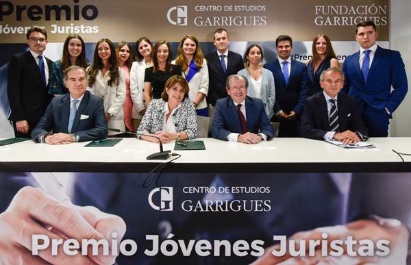 Garrigues Premio Jóvenes Juristas 2019