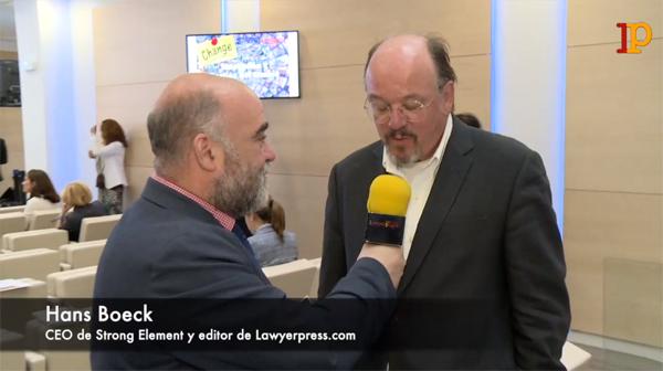 Hans A. Böck en Lawyerpress TV