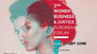 '2nd Women Business & Justice European Forum