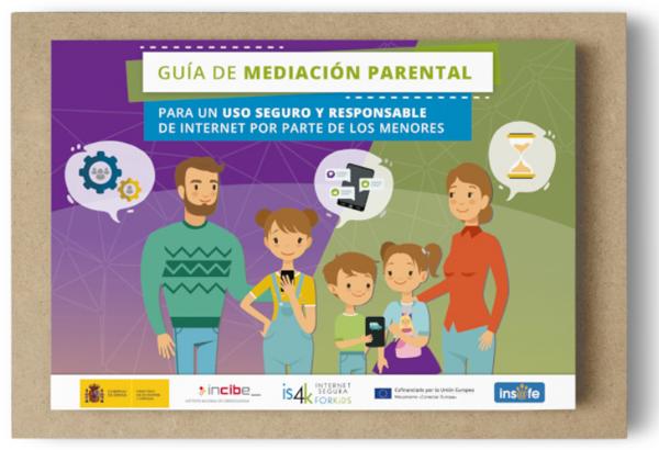 INCIBE mediación parental
