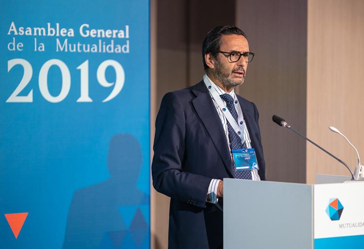Mutualidad de la Abogacía Cuentas 2018, el Presupuesto 2019