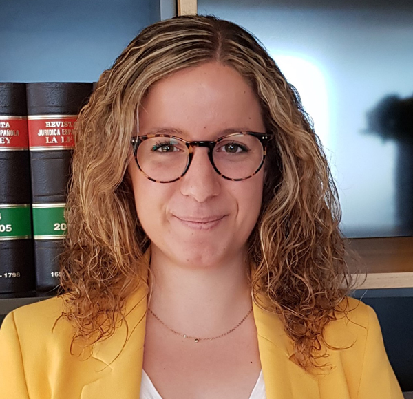Raquel García, Coordinadora del Departamento de Best Delivery  de Clifford Chance
