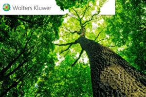 Wolters Kluwer España gestión medioambiental