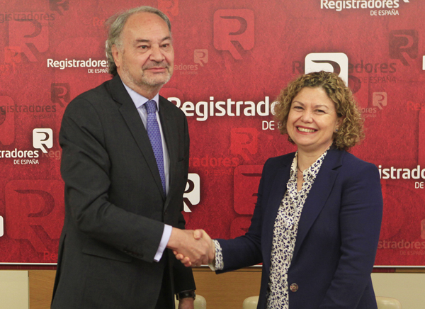 Convenio entre el Colegio de Registradores y el Consejo General de Procuradores de España